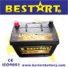 la mejor batería auto sin necesidad de mantenimiento sellada Bci35mf de la batería de coche 12V60ah