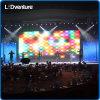 El panel de visualización grande de interior de LED para el acontecimiento de alquiler