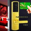 Serratura Keyless della scheda, serratura dell'hotel di RFID, serratura della scheda dell'hotel