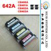 toner compatível cartucho hp CB400A , CB401A , CB402A , cb403a (hp 642a ) para Color LaserJet CP4005 / 4005dn / 4005n