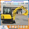 Minigräber der Aufbau-Maschinerie-Gebirgserhöhung-2.2t mit Preisen