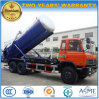 15000L 하수 오물 흡입 Truck15 톤 진공 하수구 트럭