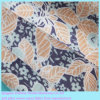100% Rayon Textile Fabric Floral Printing pour vêtements pour femmes
