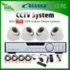 Indoor Use (BE-9604H4IBW)를 위한 HD 960h 4CH Security Systems