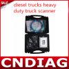 Kenmerkende Machine van de Arts van de Scanner DPF van de diesel Vrachtwagen van Vrachtwagens de Op zwaar werk berekende