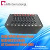 Insertion d'interface de la piscine USB/RS232/RJ45 de modem de canaux de GSM 8 avec la carte de 8 SIM