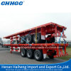 Customized 12.5m Length Container Cargo Transport Trailer