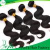 Волосы девственницы свободной волны человеческих волос Unprocessed бразильские людские