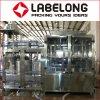 Máquina de rellenar de 5 galones del agua pura automática del barril