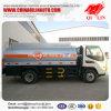 Maximum Nuttige lading 4.2 Ton die de Vrachtwagen van de Tanker voor Verkoop bijtanken