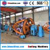 Equipo de alta velocidad de la fabricación de cables puesto encima de la máquina