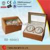 4 Watches Ww-8046y를 위한 최신 Sell Two Rotors Watch Winder