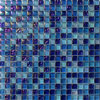 사파이어 15X15mm Candy Crystal Mosaic