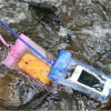 Sacco impermeabile del telefono del PVC (WPB015)