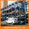 Mehrebenenvier Pfosten-Ablagefach-hydraulisches Parken-System (FPSP-3/4)