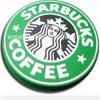 Starbucks-moderner Silikon-Becherhalter