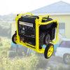 benzina di 6.5kw/6.5kVA/7500 50Hz/60Hz 110V/220V/380V/generatore portatili della benzina