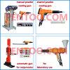 Máquina de revestimento do pó/injetor de pulverizador eletrostáticos manuais para a pintura do pó