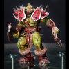OEM het Plastic Stuk speelgoed van het Cijfer van het Spel van het Karakter Warcraft