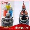 다핵을%s 가진 PVC에 의하여 격리되는 전기선을%s 직업적인 제조자