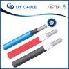 Одобренный TUV залуживал изготовление кабеля PV медного провода солнечное