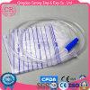 bolso plástico del drenaje de la orina 2000ml con la abrazadera líquida