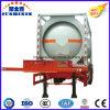 20FT oder 40FT Kohlenstoffstahl ISO-Becken-Behälter mit Csc ISO