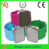 Het Silicone van het kleurrijke LEIDENE Horloge van Digittal (sy-GB110)