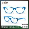 Le monocle de lunetterie d'acétate de mode de la qualité 2016 badine le bâti 41-013 en verre optiques