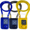 Konkurrierender Fahrrad-Warnungs-Verschluss-Fühler-Warnungs-Verschluss (BAL-02)