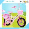 12  14  16  Popular Precio barato de Derict de la fábrica del color de rosa de la bici del entrenamiento de seguridad de los cabritos