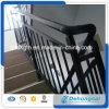 Raíl de hierro de interior / Baranda de escalera / Baranda de escalera / Baranda de escalera de vidrio