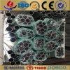 6061 1060 tubi di alluminio/alluminio della parete sottile d'argento di rivestimento si sono sporti tubo