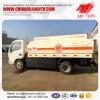 Tankwagen van de Kwaliteit van China tankt de Beste met Motor bij