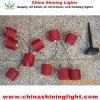 Света панели солнечных батарей праздника шарика СИД декоративные