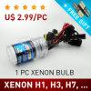 1 PC 35W H1, H3, H7, H8, H9, H11, Hb3, Bol VERBORG Koplamp van de Auto van de Lamp van het Xenon de Lichte Alle Kleuren Glowtec + Vrije Gift