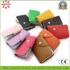 Form PU oder Real Leather Card Bag