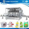 Pasta & máquina de enchimento automáticas do líquido Viscous para o frasco & o balde