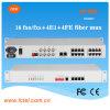 unité d'extension de téléphone de 19inch 16channel avec l'Ethernet