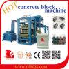 Machine de fabrication de brique concrète de ciment automatique