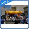 Cabina gonfiabile popolare di Mazola per l'evento