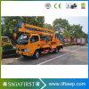 caminhão da operação da alta altitude de 200kg 10m 12m 20m com euro 5