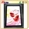 Cadre léger fixé au mur d'affichage contre éclairé du magasin de vins et de spiritueux DEL (CSH01-A2P-03)