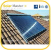 避難させた管のソーラーコレクタ-100%エネルギー自由に