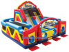 Divertimento Inflatable Slide per School e Church Festivals (A562)