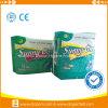 Material de pano e equipamento respirável Guardanapos sanitários Sunny Girls