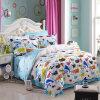 ホーム織物によって印刷される綿の寝具セット