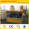 Making Corrugated Tank (1300x400)のための波形のFin Welding Machine