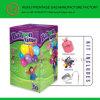 気球の時間ヘリウムのガスのタンク気球のヘリウム