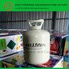 Одноразовые газообразного гелия цилиндр для круглая насадка для взбивания